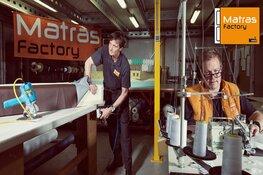 Matras Factory: de matrassenfabriek in Heerenveen