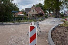 Herinrichting van It Slûske en Tramweg in de Knipe vordert gestaag