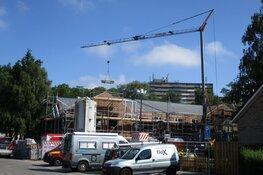 Bouw zorgcentrum aan de Wulpstraat vordert!
