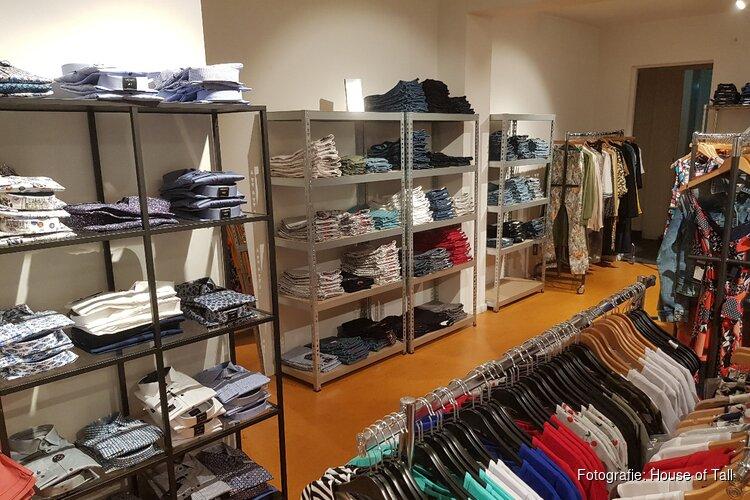 Lange mensen opgelet: pop-up shop in Heerenveen