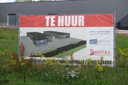 Nieuwbouw bedrijfs units aan de Icarus in Heerenveen gereed