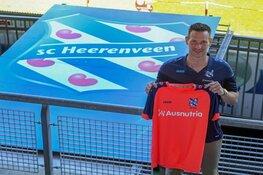 Erwin Mulder terug bij SC Heerenveen