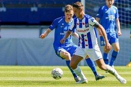 Vitesse na bliksemstart langs Heerenveen