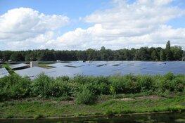 Bouw zonnepark Omweg Energy Park Heerenveen ligt op schema