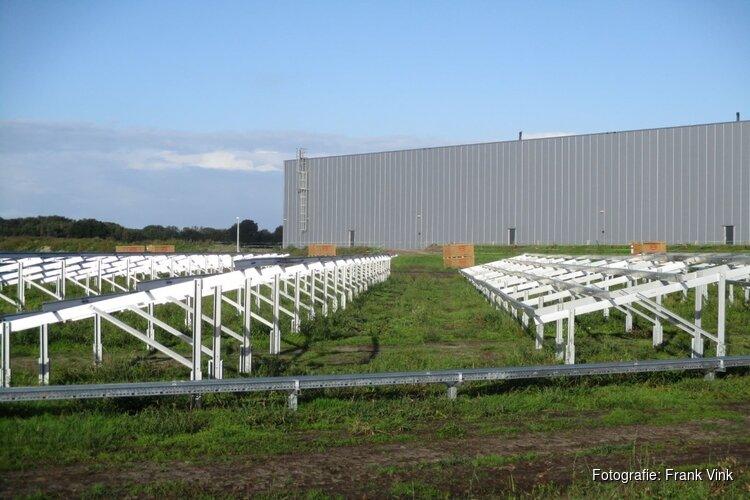 Bouw en aanleg zonnepark Heerenveen Zuid vordert gestaag