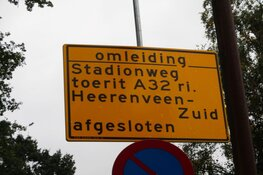 Werkzaamheden Heerenveen beter bereikbaar in beeld!