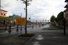 Weekendwerkzaamheden 'Heerenveen Beter Bereikbaar' in beeld