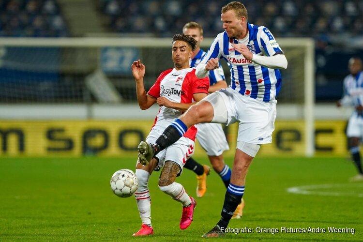 SC Heerenveen simpel langs FC Emmen