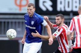 SC Heerenveen haalt uit op Spangen