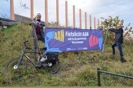 Gemeente vraagt aandacht voor fietsverlichting