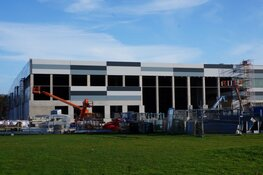 Uitbreiding distributie centrum Lidl in Heerenveen krijgt meer vorm!