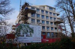 Nieuwbouw project Oranjewoud wonen Heerenveen vordert gestaag