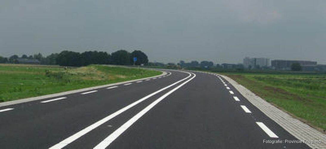 Automobilist tevreden over Friese wegen