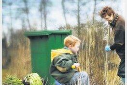 Gratis gft-compost: wat goed is, komt weer terug
