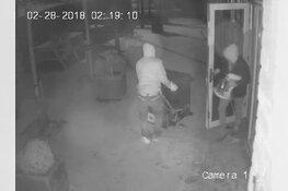 Heerenveen - Gezocht - Bij inbraak keukenapparatuur gestolen