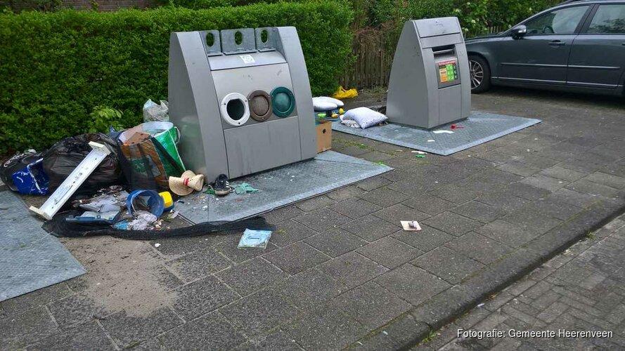 Aanpak illegaal afval dumpen