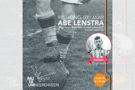 Tentoonstelling richting 100 jaar Abe Lenstra in Heerenveen