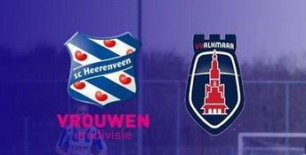 VV Alkmaar in doelpuntrijk duel langs SC Heerenveen