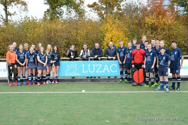 Luzac nieuwe sponsor Quick Stick