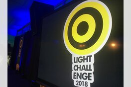 "Finale van de Light Challenge 2018 ""Feel the night"""