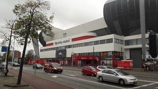 Rode kaart Thorsby nekt Heerenveen in Eindhoven