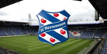 Zwakke eerste helft breekt Heerenveen op