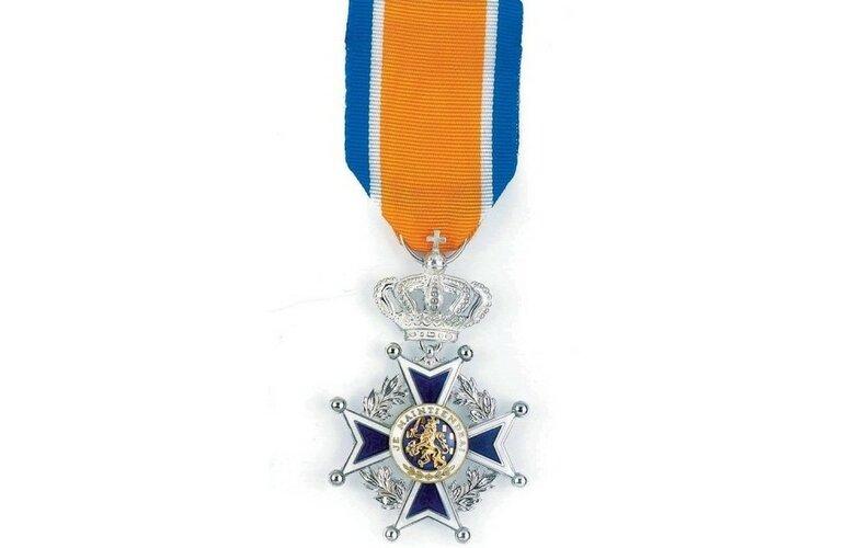 Koninklijke Onderscheiding voor de heer M. Modderman