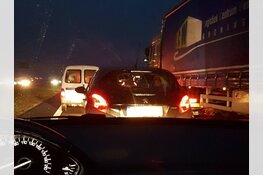 Chaotische avond rondom Heerenveense wegen