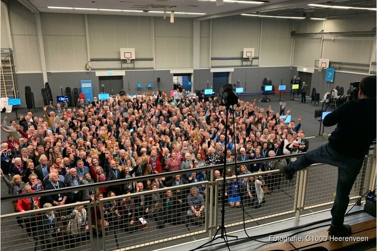 Burgertop Heerenveen: 400 inwoners vol ideeën voor het centrum