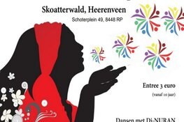 Internationaal vrouwenfeest Heerenveen