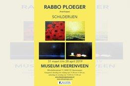 Expositie Rabbo Ploeger in Museum Heerenveen