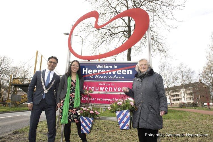 Heerenveen - Vrouwenveen