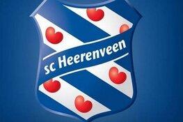 SC Heerenveen zet goede reeks voort