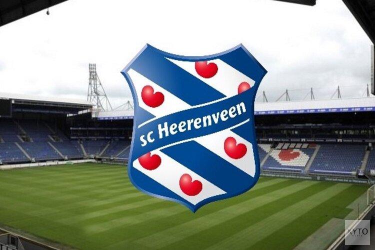 Van Amersfoort bezorgt SC Heerenveen de winst