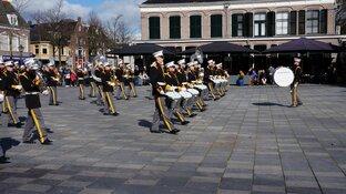 Streetparade en Taptoe Heerenveen trekt veel publiek!