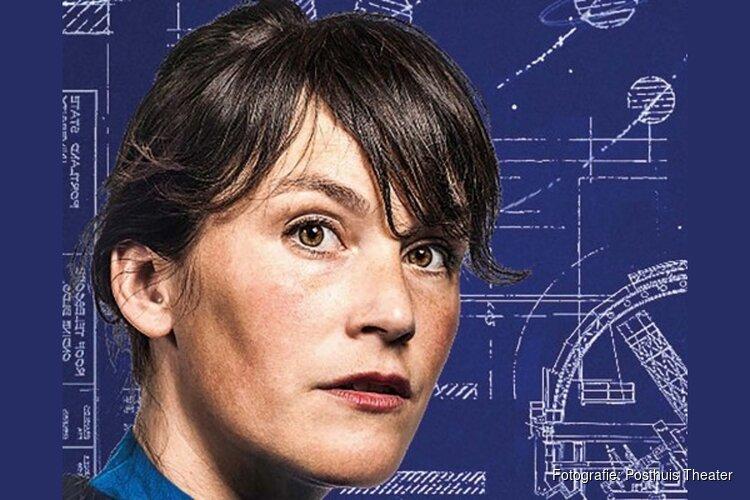 Theatermaker Marjolijn van Heemstra leert je leven als een astronaut