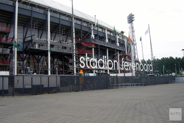 SC Heerenveen onderuit in De Kuip