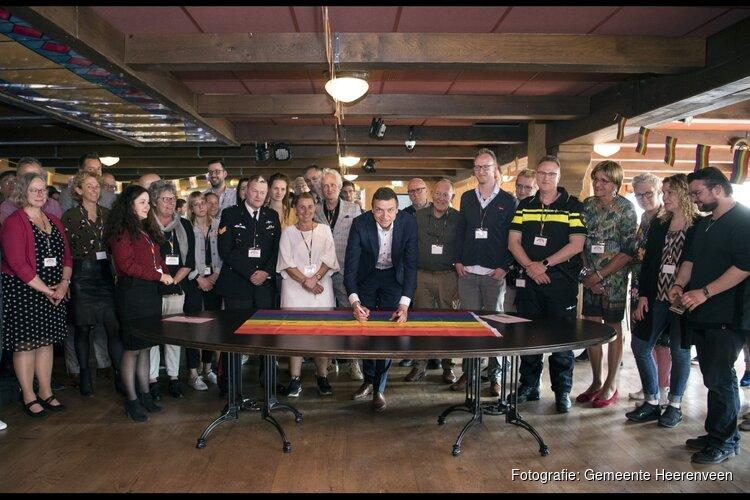 Heerenveense 'Regenboog' overeenkomst