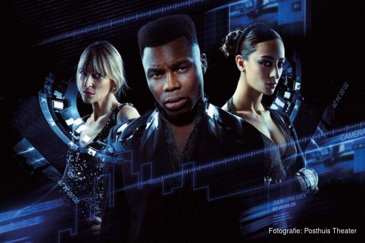 Science fiction voorstelling in het Theater