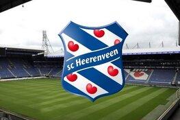 SC Heerenveen wint laatste thuiswedstrijd