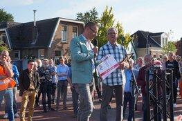 Opening vernieuwde Meyerweg de Knipe trekt veel publiek