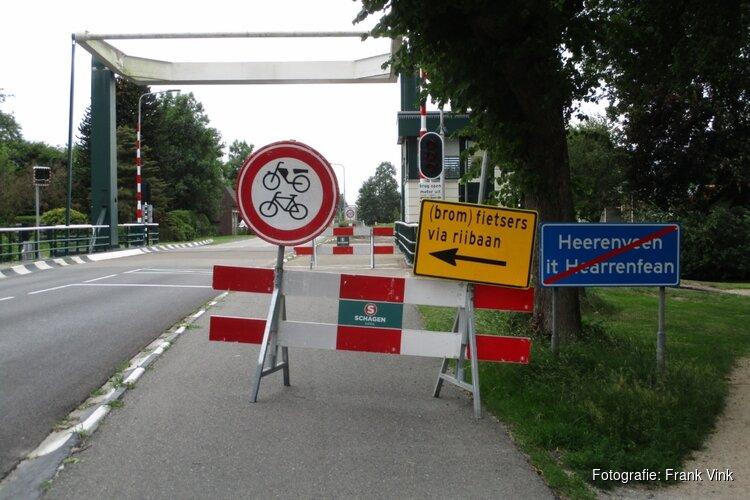 Fietspad langs de Binnendijk afgesloten