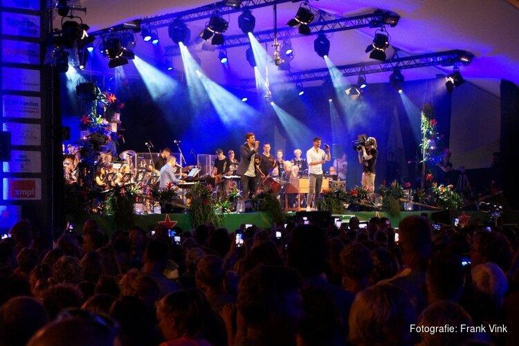 Promsconcert Night of the Koemarkt Heerenveen trekt veel publiek