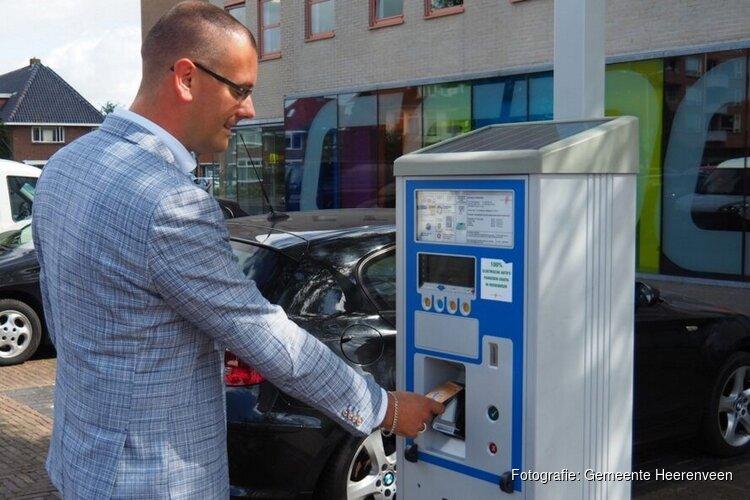 Parkeerautomaten klaar voor toekomst