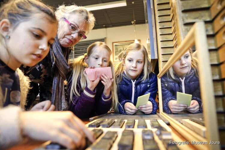 Speciaal voor kids en jongeren: De Zomer Maakfabriek