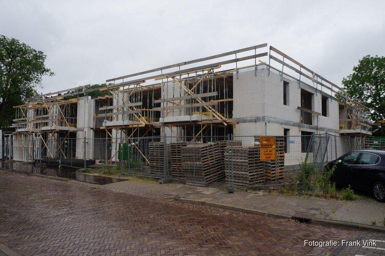 Bouw appartementencomplex Thorbeckestraat vordert gestaag