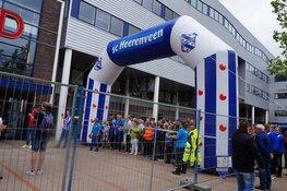 FeanDei Sportclub Heerenveen druk bezocht