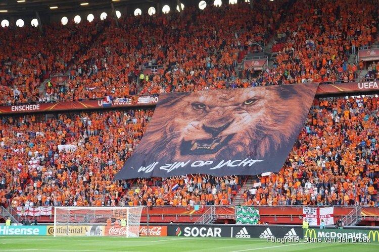 Oranje Leeuwinnen op 3 september in Abe Lenstra Stadion