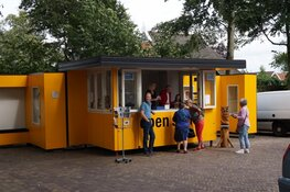"""Kunstroute de """"Open Stal"""" Oldeberkoop trekt veel bezoekers"""