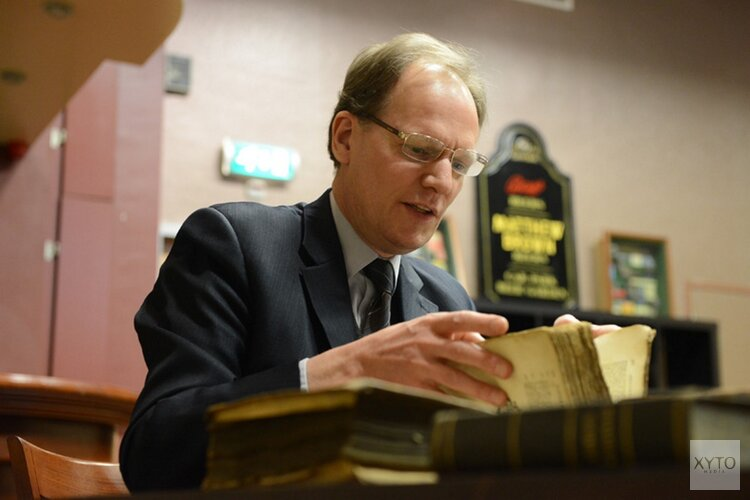 Taxateur Arie Molendijk komt naar 't Gerecht In Heerenveen